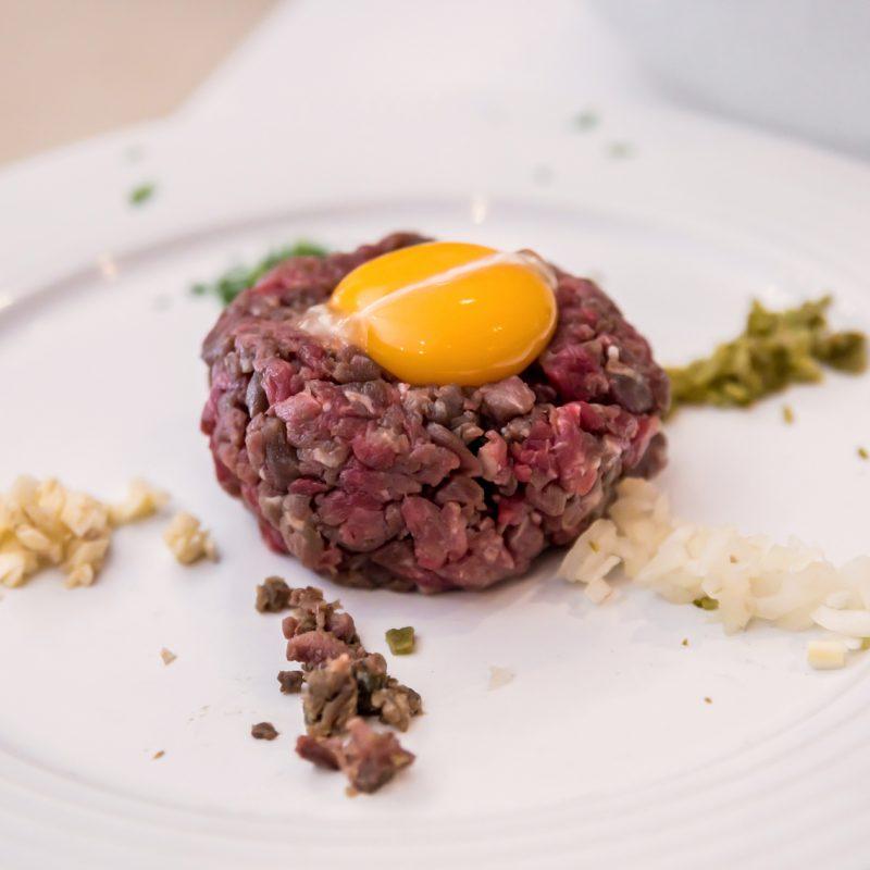 steak tartar san marco plaza de españa
